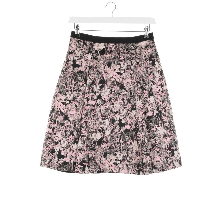 skirt from Marc Cain in black and pink size 38 N 3