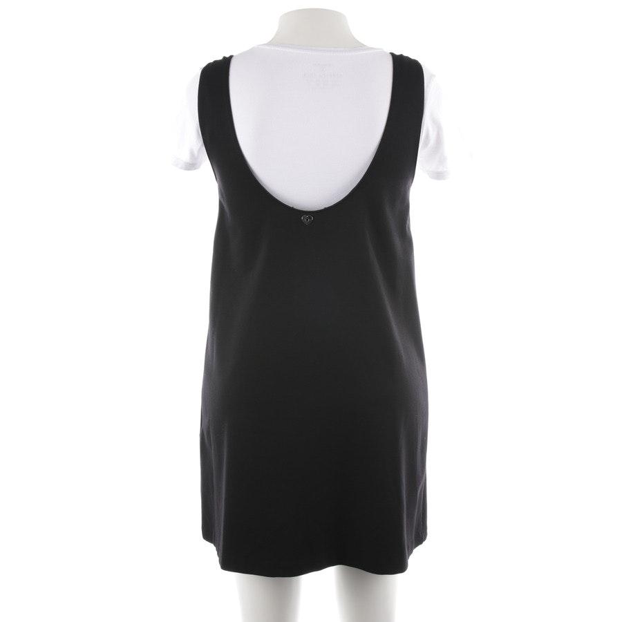 Kleid von Twin Set in Schwarz Gr. 38 IT44