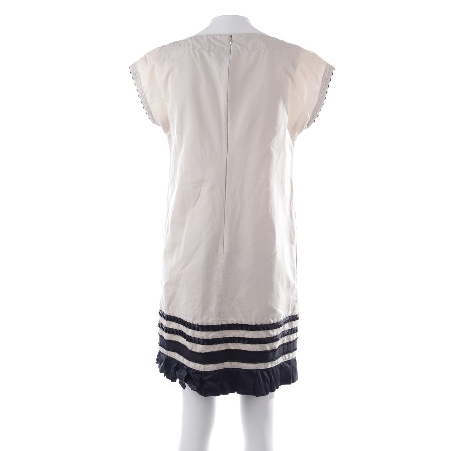 dress from Max Mara in cream size L