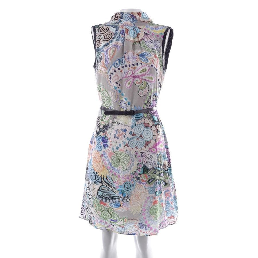 Kleid von Marc Cain in Multicolor Gr. 34 N1