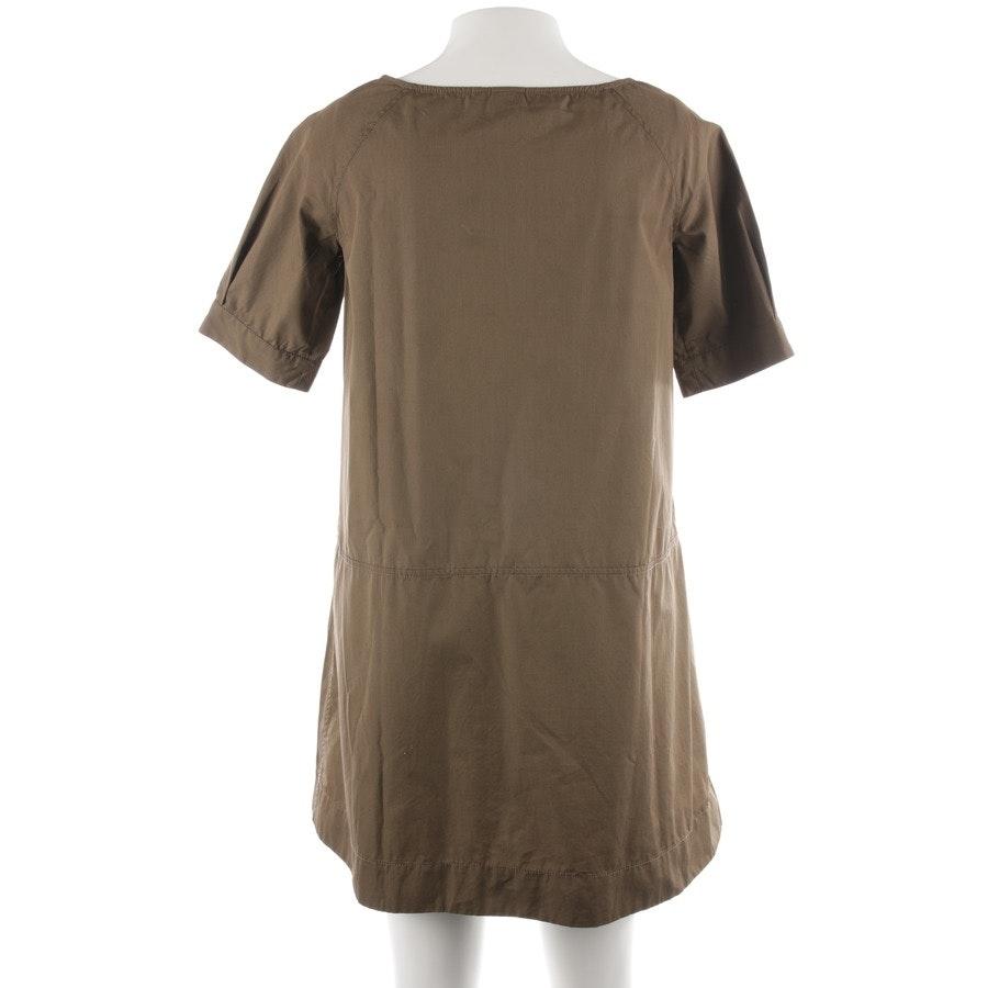 Kleid von Aspesi in Bronze Gr. 34