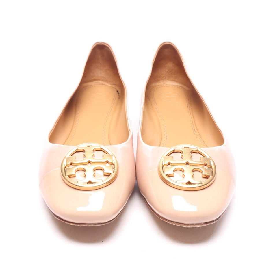loafers from Tory Burch in nude size EUR 40 US 9,5