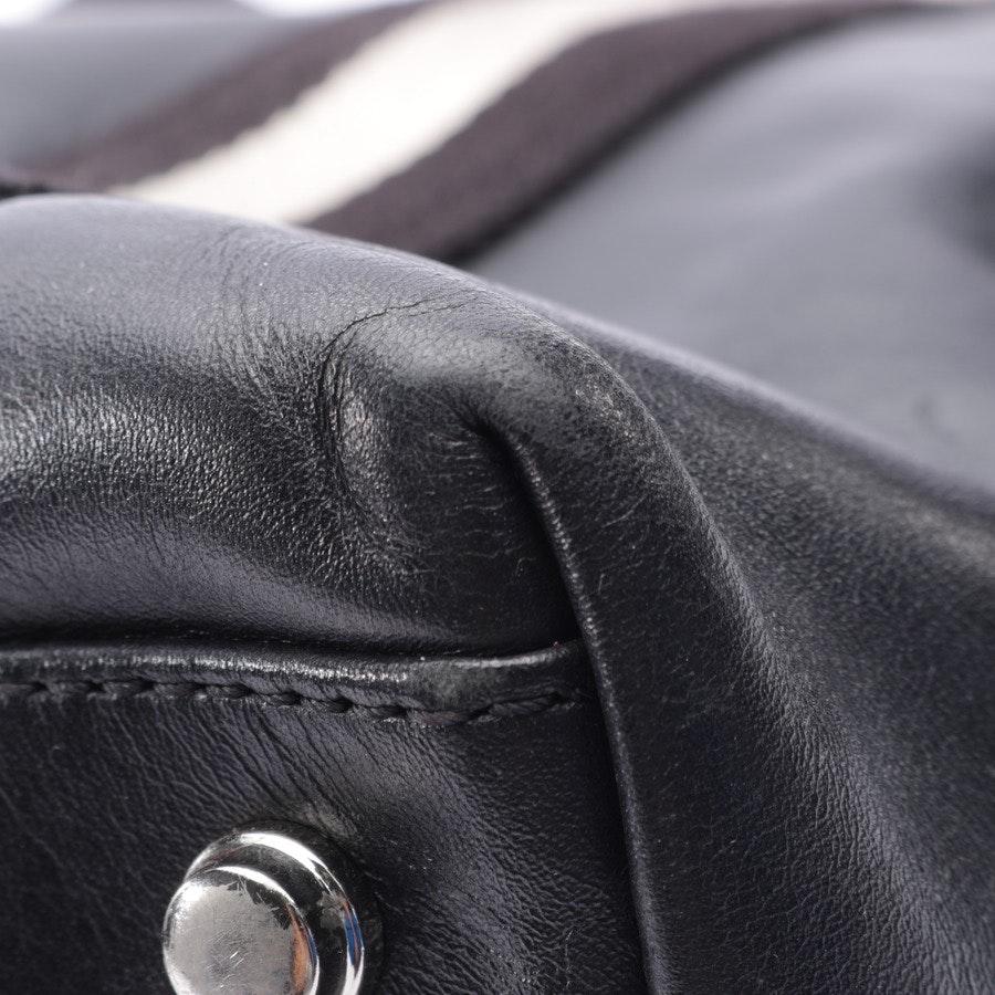 Schultertasche von Bally in Schwarz
