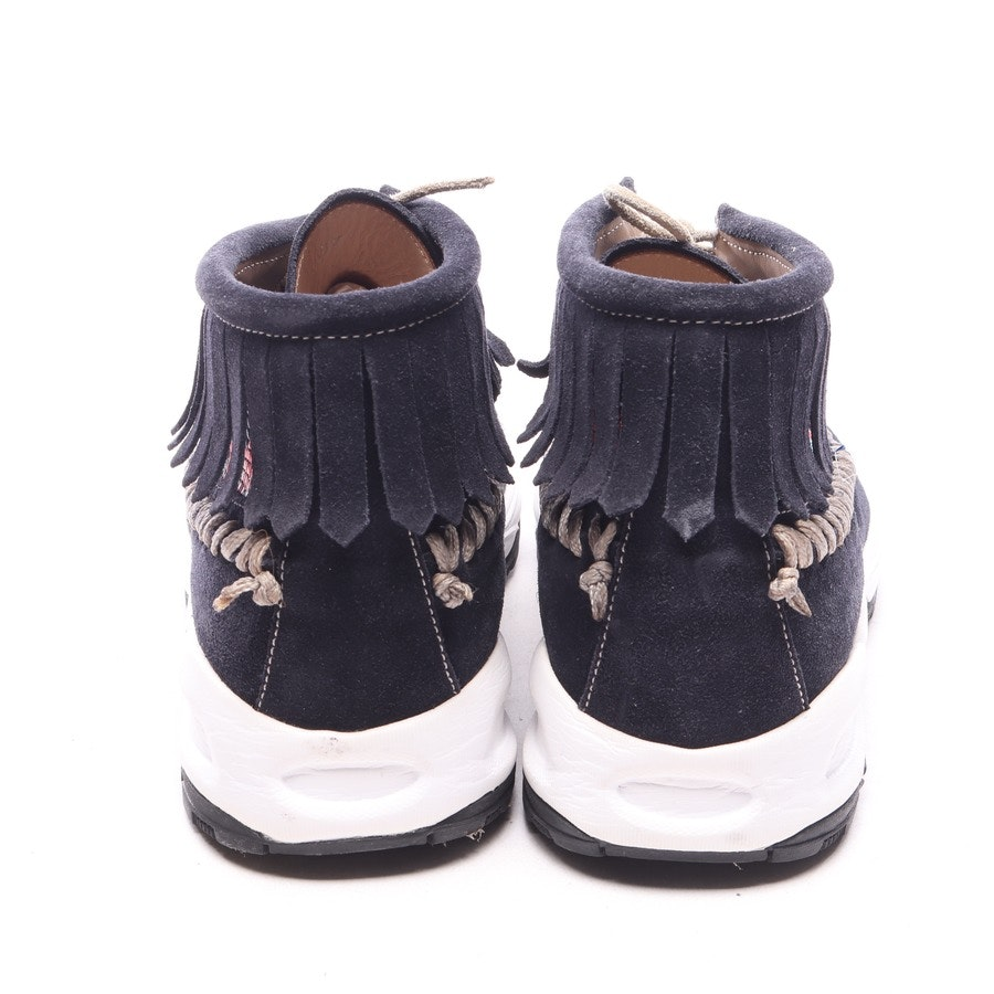 trainers from Philippe Model in night blue and white size EUR 37 - new