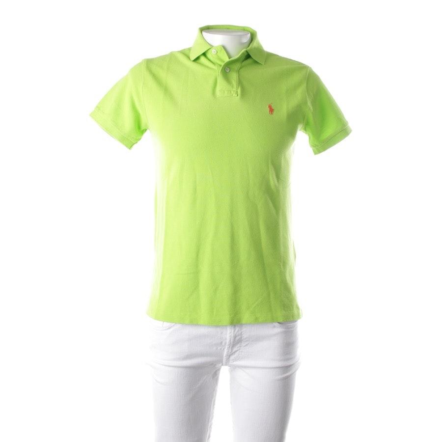 Poloshirt von Polo Ralph Lauren in Apfelgrün Gr. S