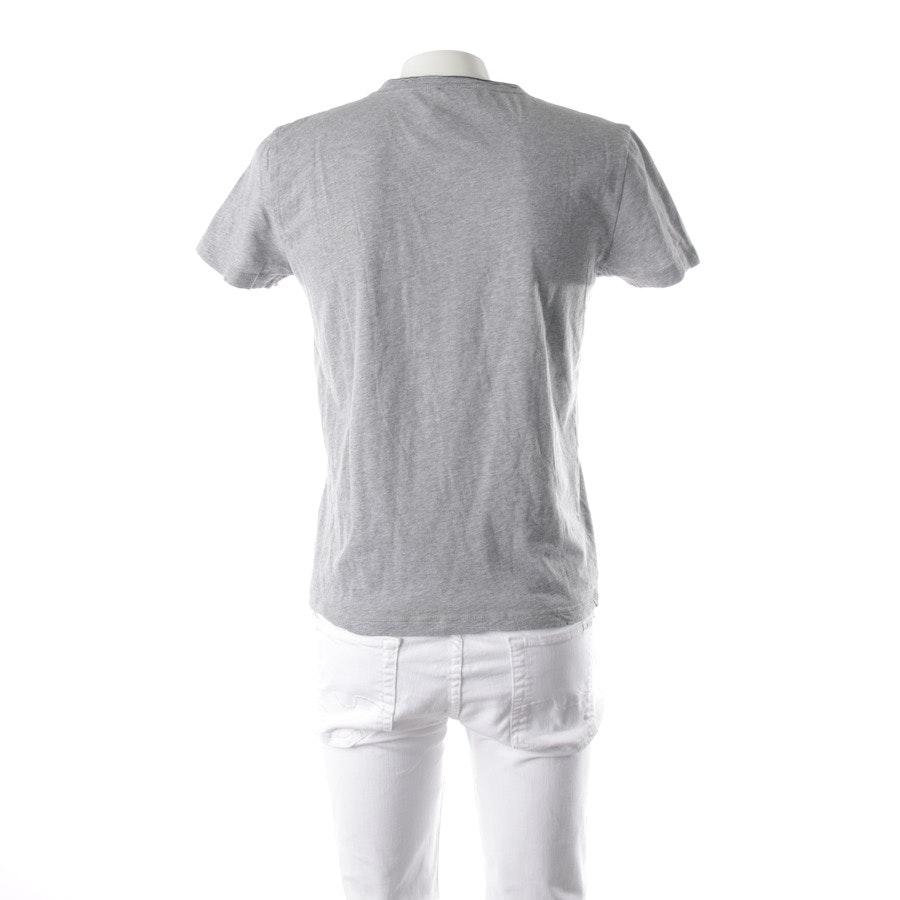 T-Shirt von Hugo Boss Orange in Graumelange Gr. S