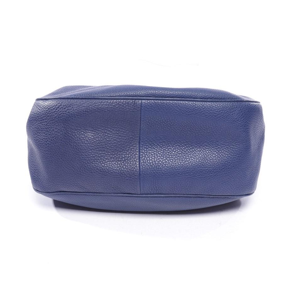 Schultertasche von Prada in Marineblau
