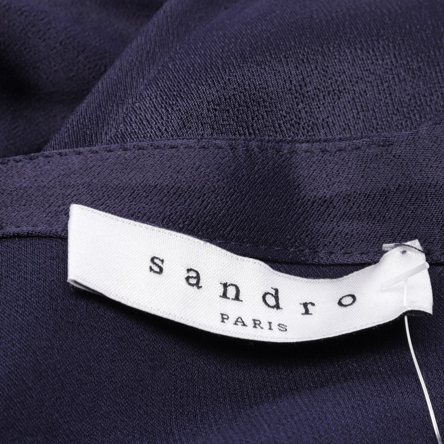 dress from Sandro in night blue size 36 / 2