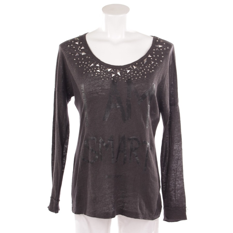 knitwear from Rich & Royal in grey-brown size XS