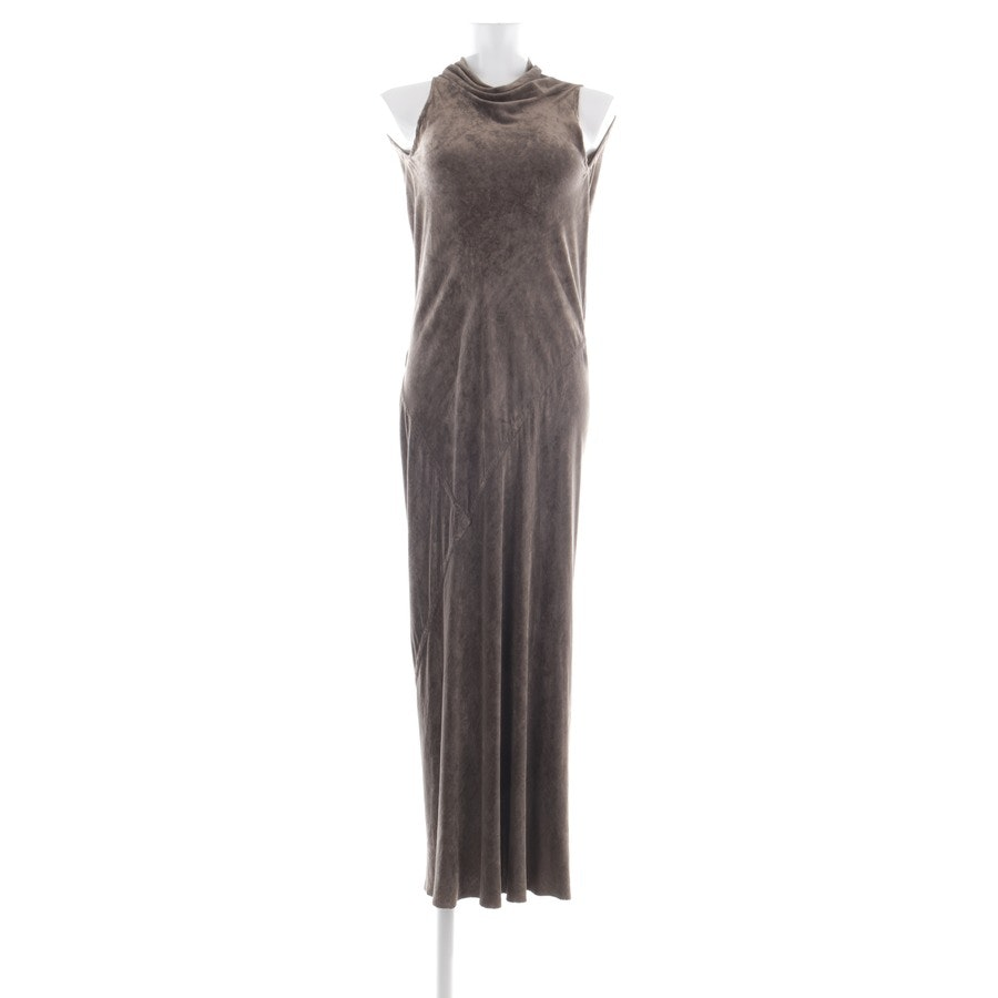 dress from Rick Owens in brown size S