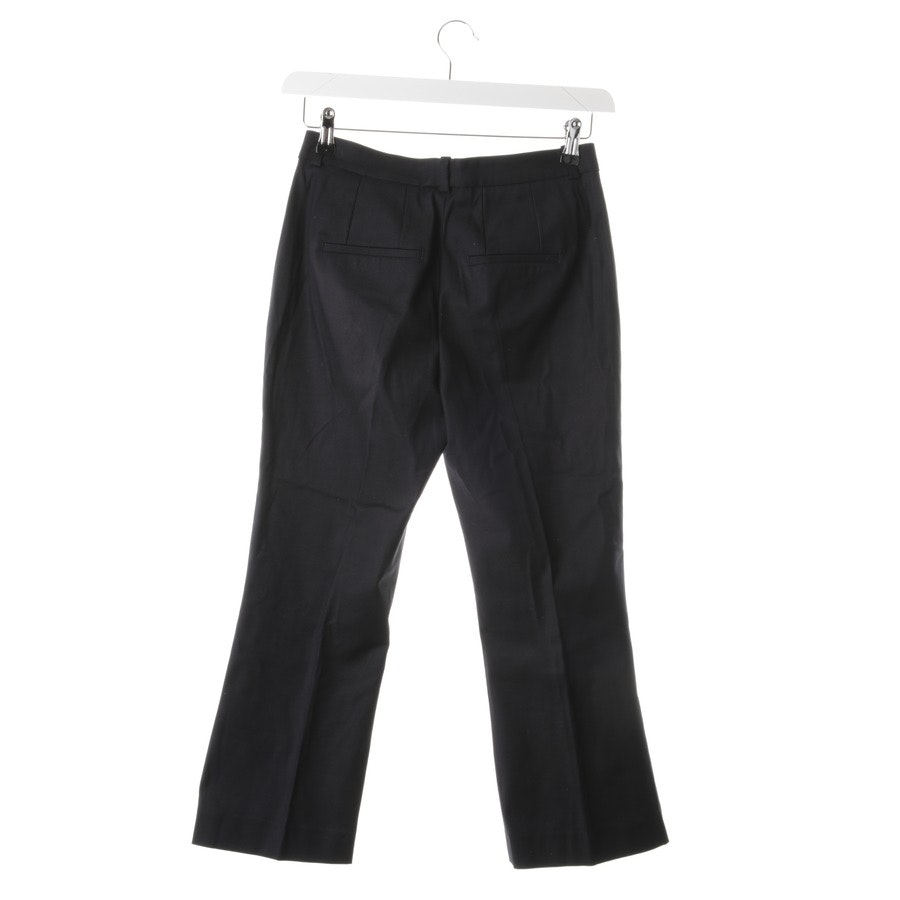 trousers from Drykorn in dark blue size W28