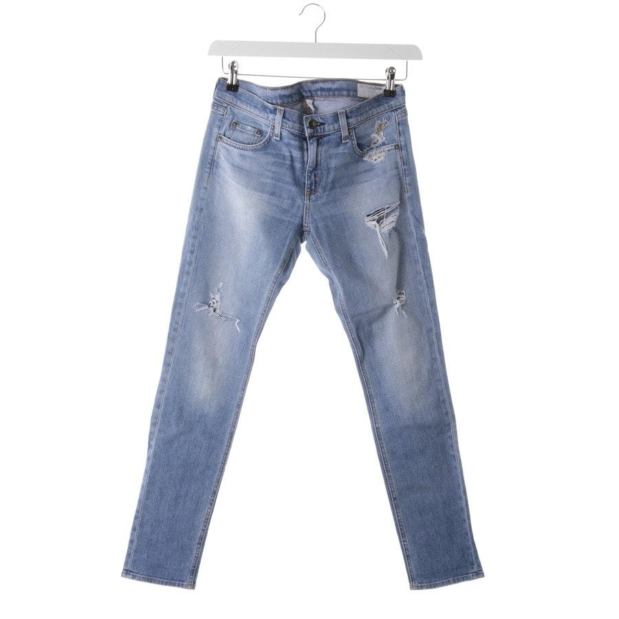Jeans von Rag & Bone in Blau Gr. W27