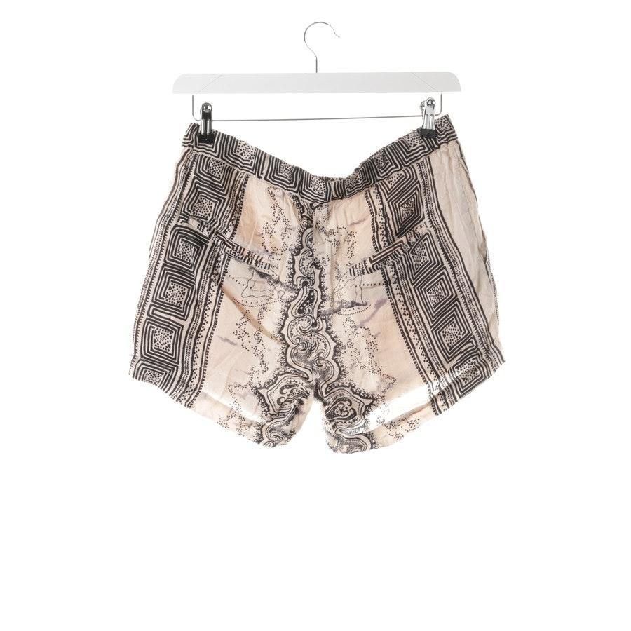 Hot-Pants von Odd Molly in Beige und Schwarz Gr. 38 / 3