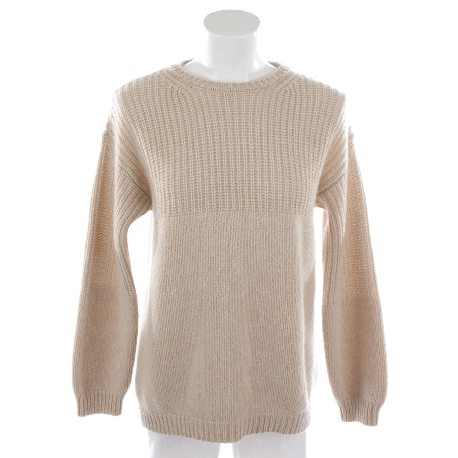 knitwear from Incentive! Cashmere in beige size S - new