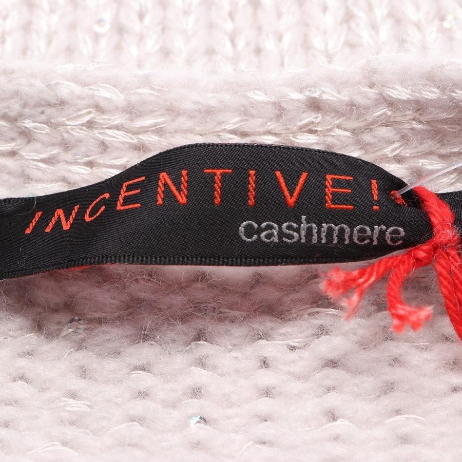 Kaschmircardigan von Incentive! Cashmere in Grau Gr. S - Neu