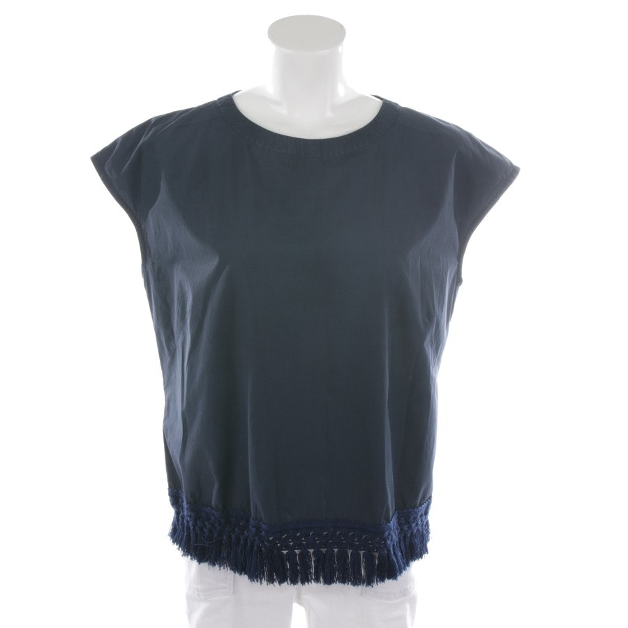 blouses & tunics from Le Sarte Pettegole in night blue size 38 IT 44