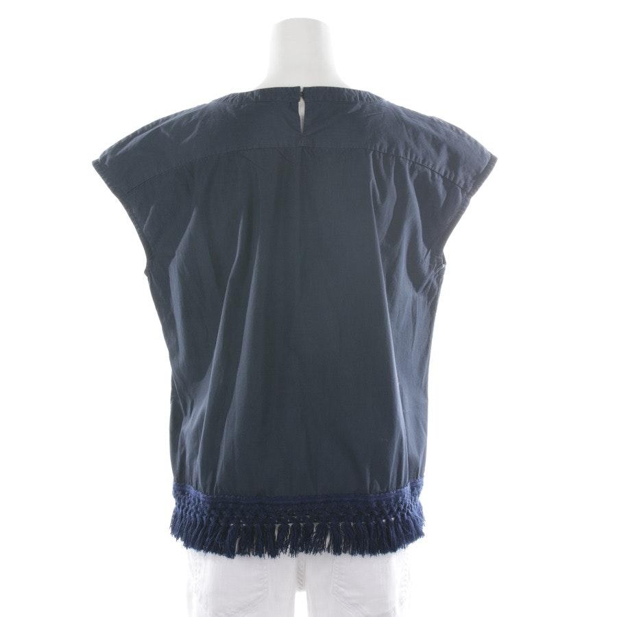 Blusenshirt von Le Sarte Pettegole in Nachtblau Gr. 38 IT 44