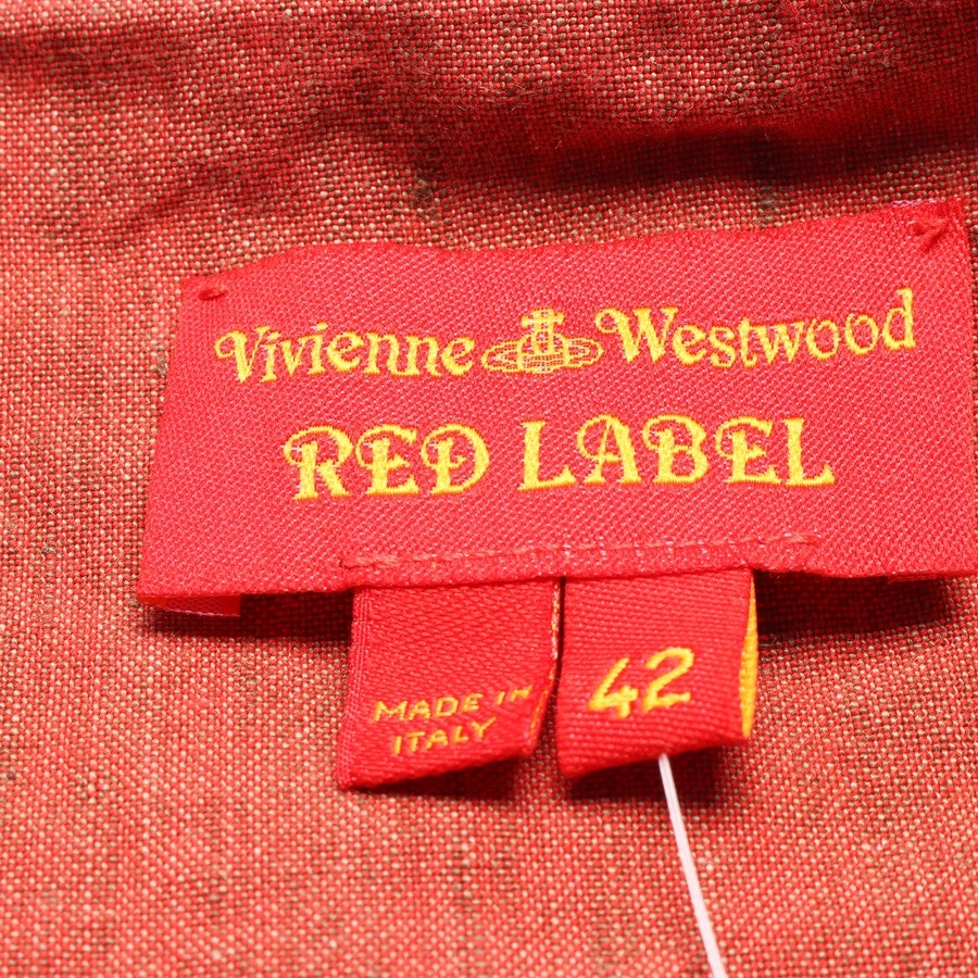dress from Vivienne Westwood in raspberry red size 36 IT 42