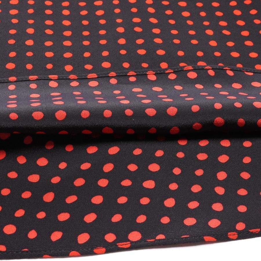 dress from Diane von Furstenberg in black and red size 36 US 6