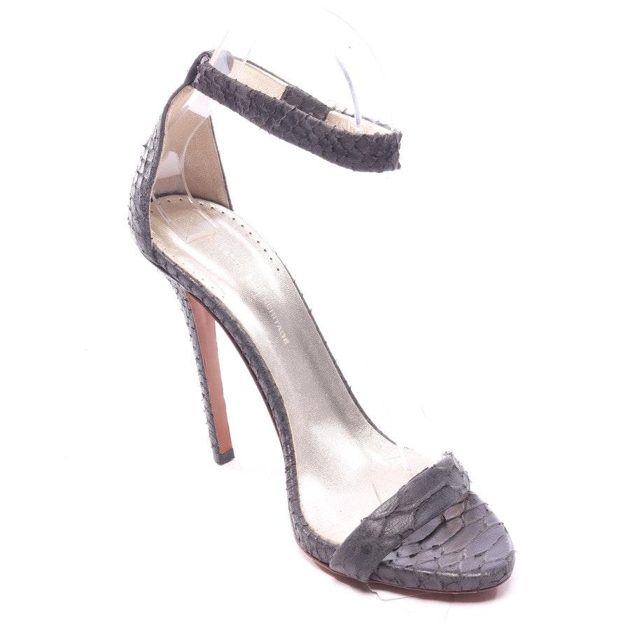 Sandaletten von Halston Heritage in Schwarz Gr. EUR 37 US 7