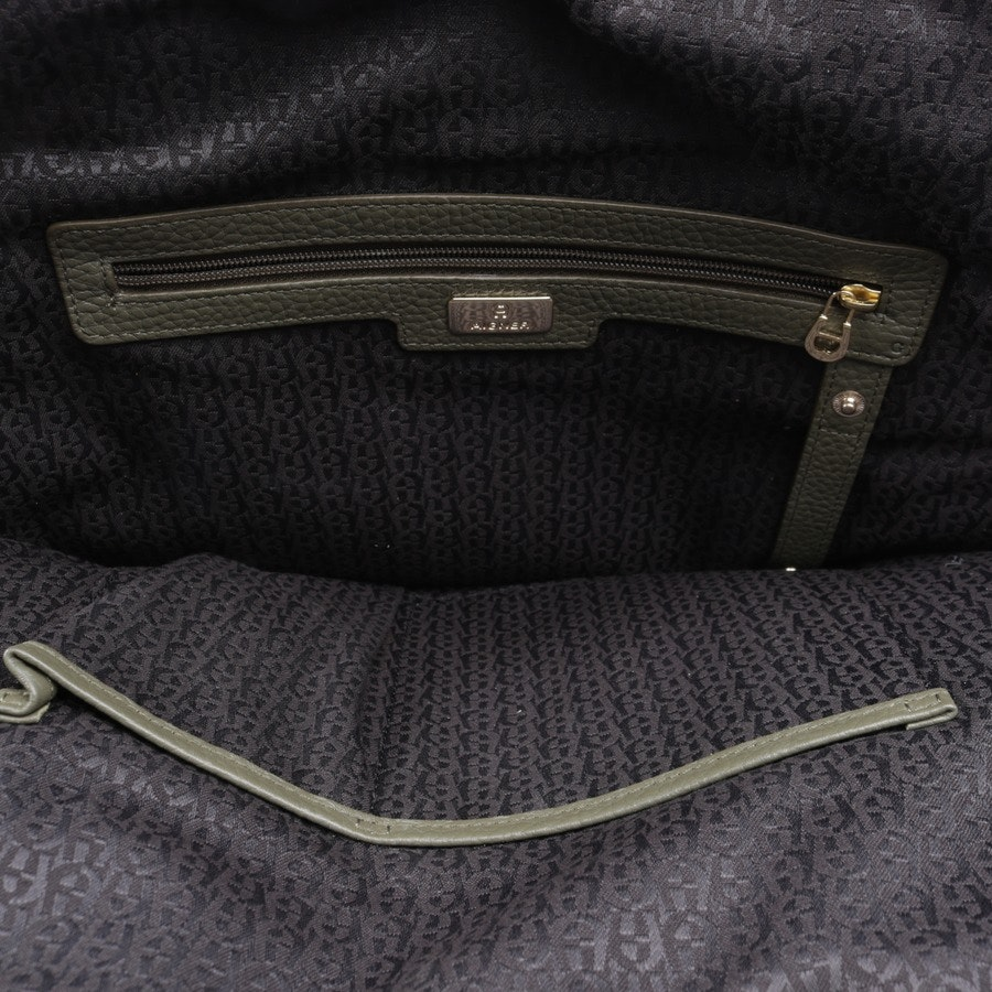 handbag from Aigner in olive