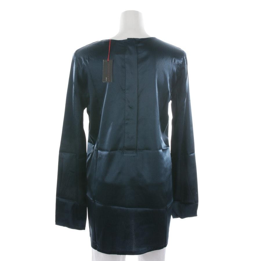 Seidenbluse von Incentive! Cashmere in Nachtblau Gr. XL - NEU mit Etikett