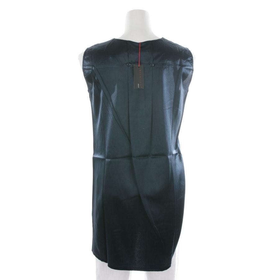 Seidentop von Incentive! Cashmere in Nachtblau Gr. S - NEU mit Etikett