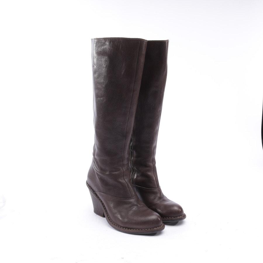 Stiefel von Fiorentini Baker in Dunkelbraun Gr. EUR 39