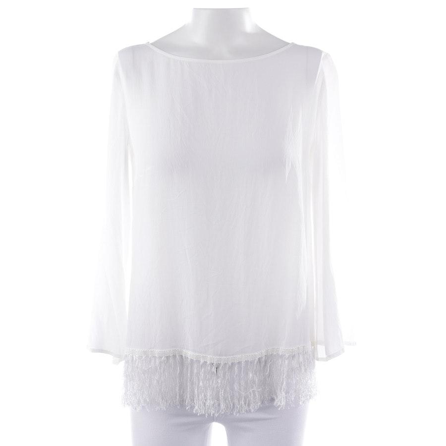 Bluse / Tunika von Patrizia Pepe in Weiß Gr. 36