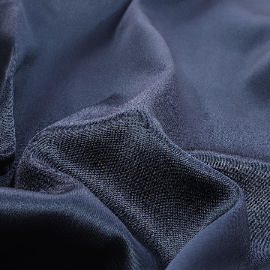 Seidenbluse von Incentive! Cashmere in Nachtblau Gr. S - NEU mit Etikett