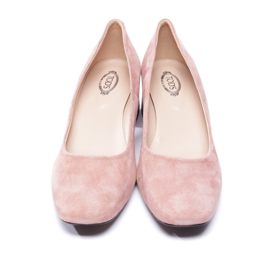 pumps from Tod´s in salmon pink size EUR 41 - new