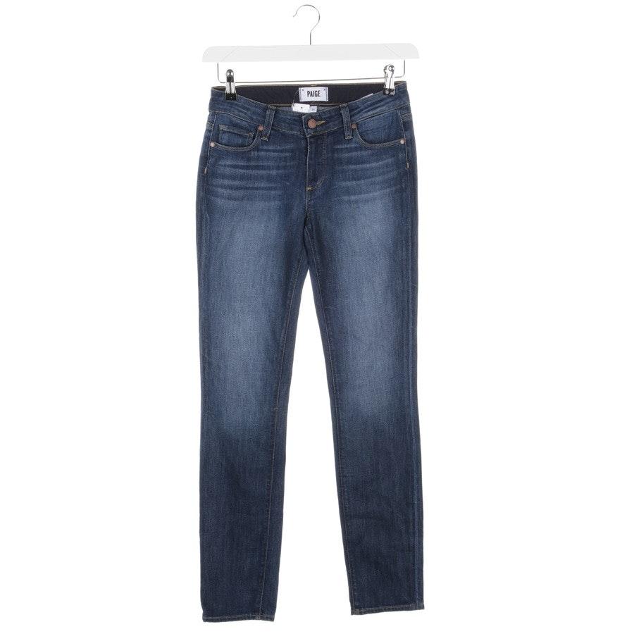 Jeans von Paige in Blau Gr. W24 - Jimmy Jimmy Skinny