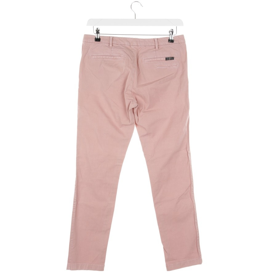 trousers from 7 for all mankind in old pink size W30