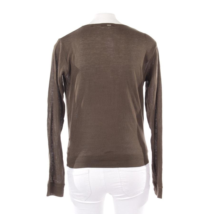 Pullover von Marc O'Polo in Khaki Gr. S