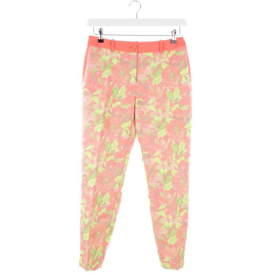 Hose von Ted Baker in Pink und Grün Gr. S/2 - Neu