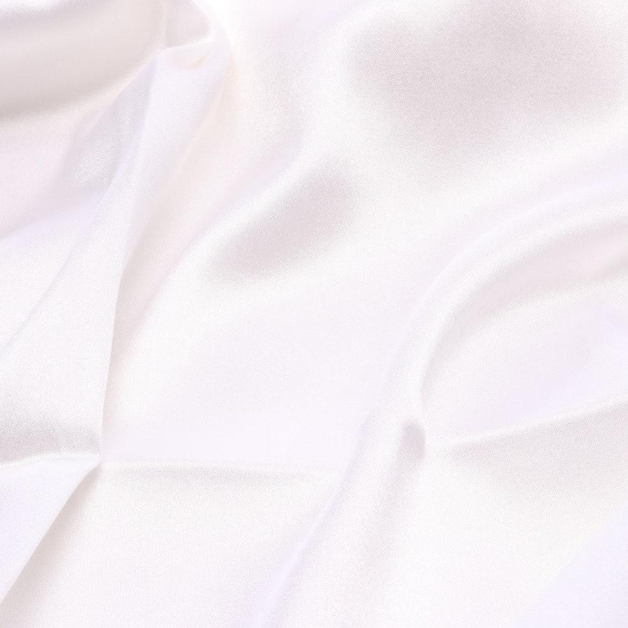Seidenbluse von Incentive! Cashmere in Weiß Gr. M - NEU mit Etikett