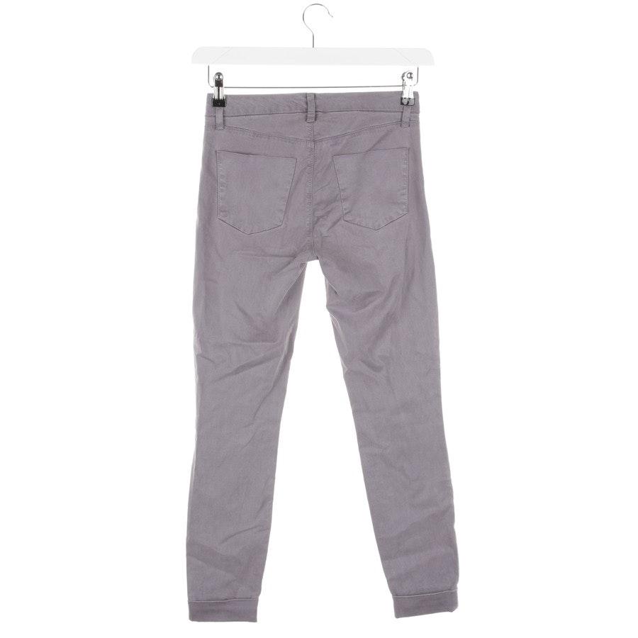 Jeans von J Brand in Grau Gr. W25
