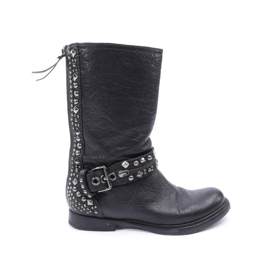 Stiefel von Miu Miu in Schwarz Gr. EUR 39