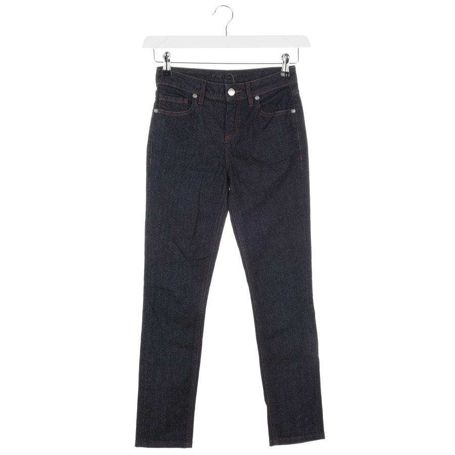 Jeans von Lacoste in Dunkelblau Gr. W25
