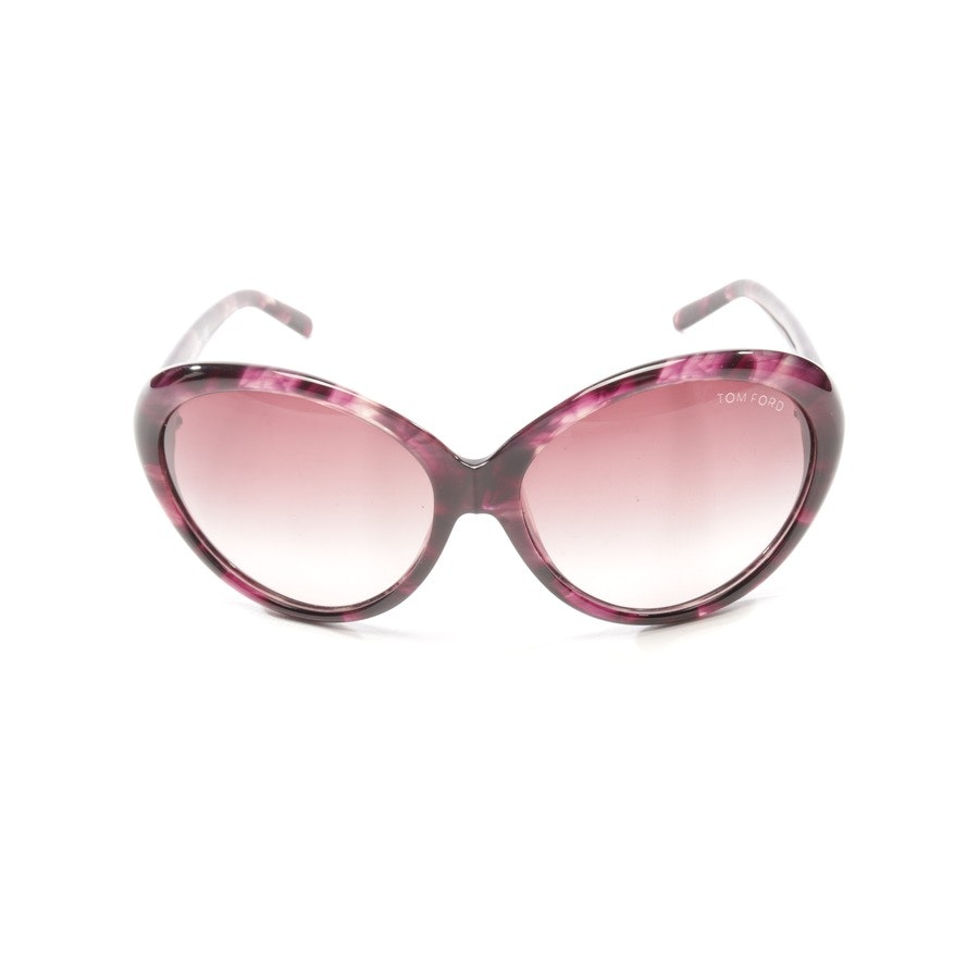 sunglasses from Tom Ford in purple