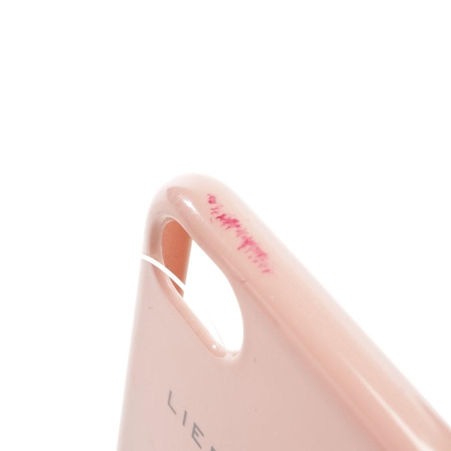 iPhone 7 Cover von Liebeskind Berlin in Rosenholz