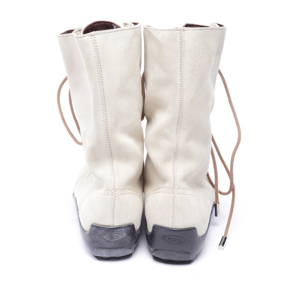 ankle boots from Tod´s in cream size EUR 36