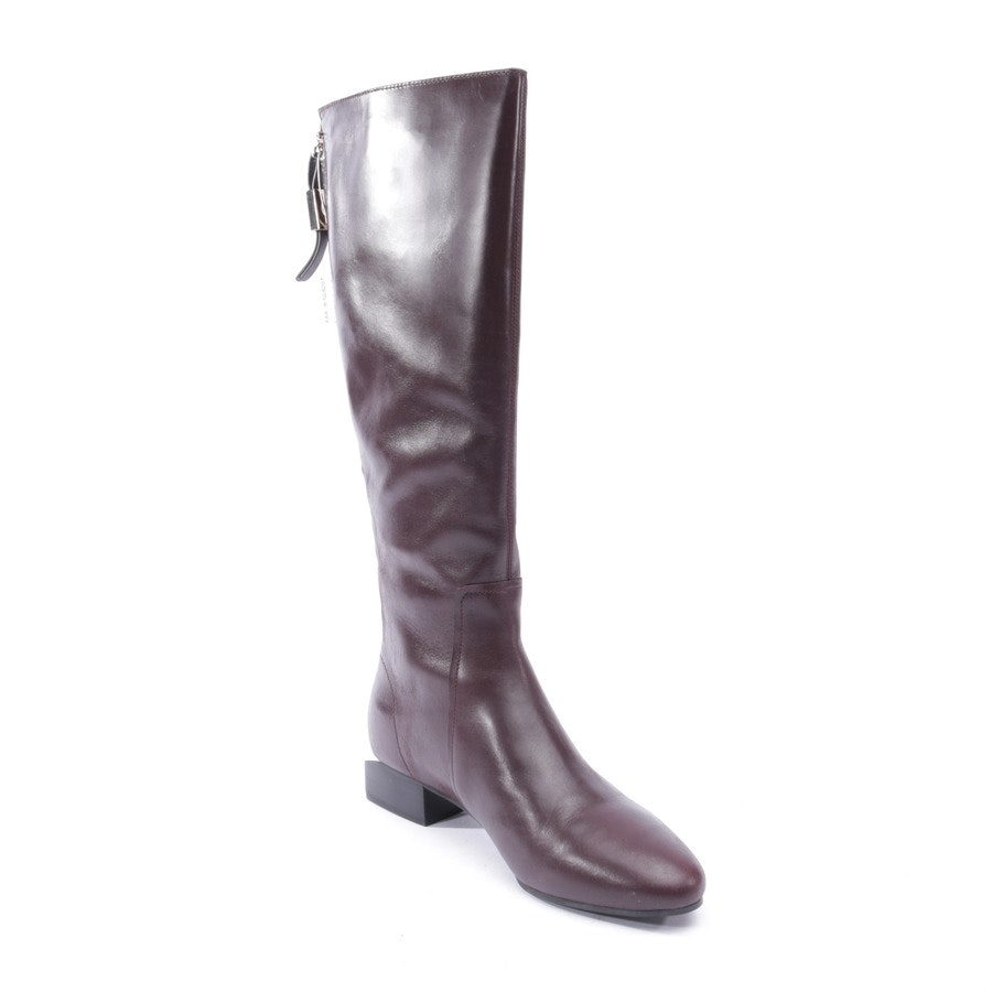 boots from See by Chloé in bordeaux size EUR 37 - new