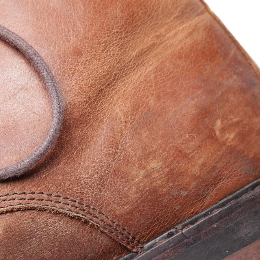 Stiefeletten von Polo Ralph Lauren in Braun Gr. EUR 42