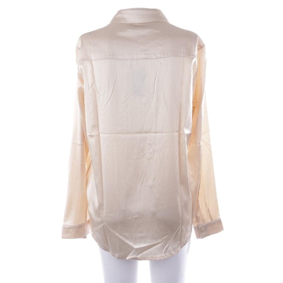 Bluse von Incentive! Cashmere in Champagner Gr. S - NEU mit Etikett