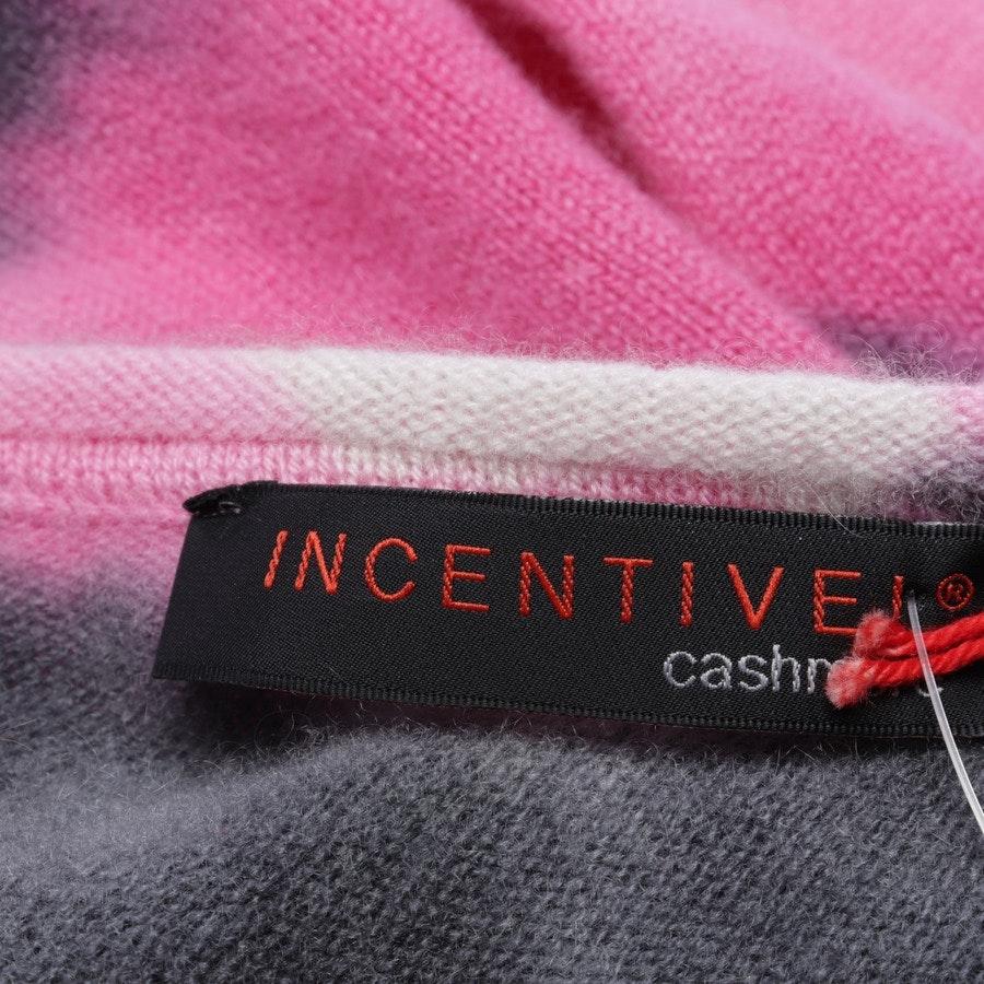 Kaschmirpullover von Incentive! Cashmere in Multicolor Gr. S - NEU mit Etikett