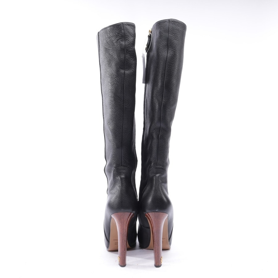 boots from Dsquared in black size EUR 41