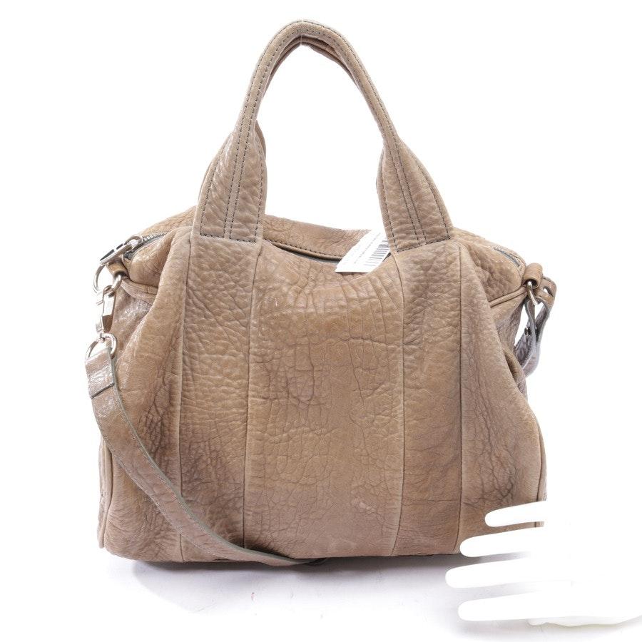 Handtasche von Alexander Wang in Taupe - Rocco