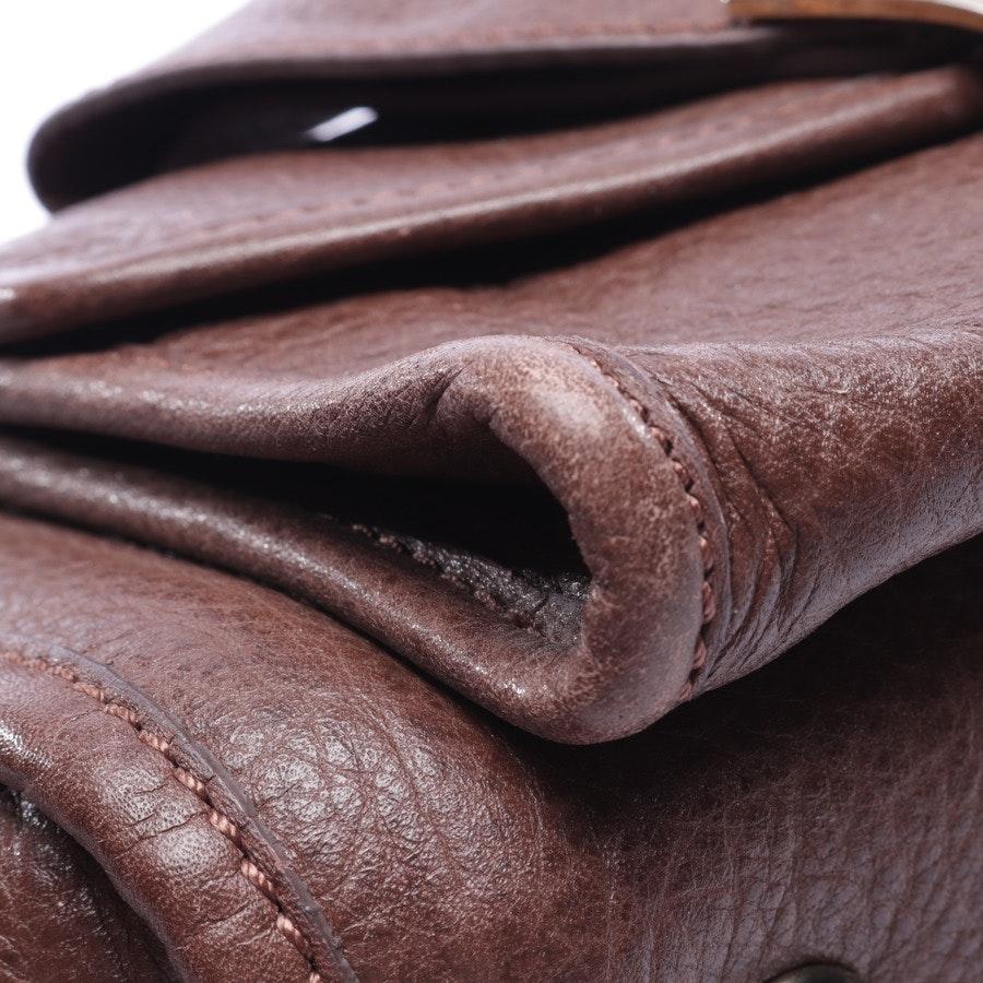 Handtasche von Dsquared in Schokobraun