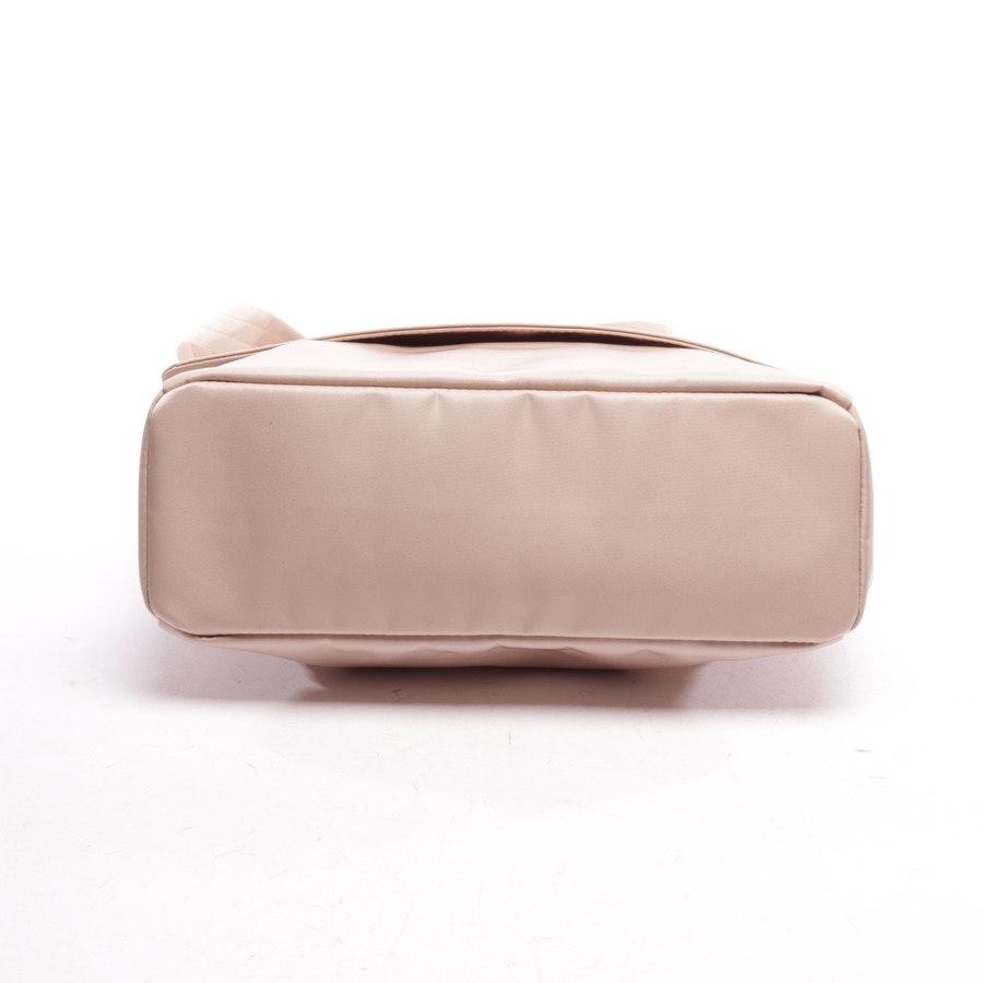 Schultertasche von Longchamp in Beige